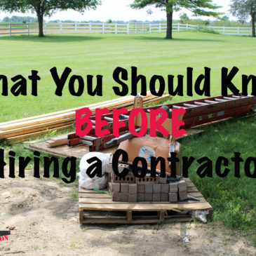 What You Should Ask BEFORE Hiring a Contractor